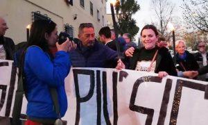Pamela Cartolano - Manifestazione per il quartiere