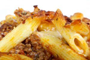 pasta al forno - Penne Rigate per la pasta la forno