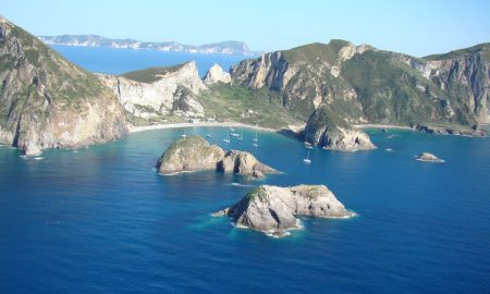 Fondali marini del Lazio - Viaggi Di Lisippo e riviera di Ulisse