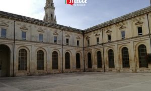 il monastero dei teatini di LEcce