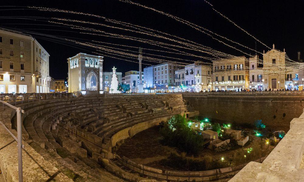 Panoramica Lecce