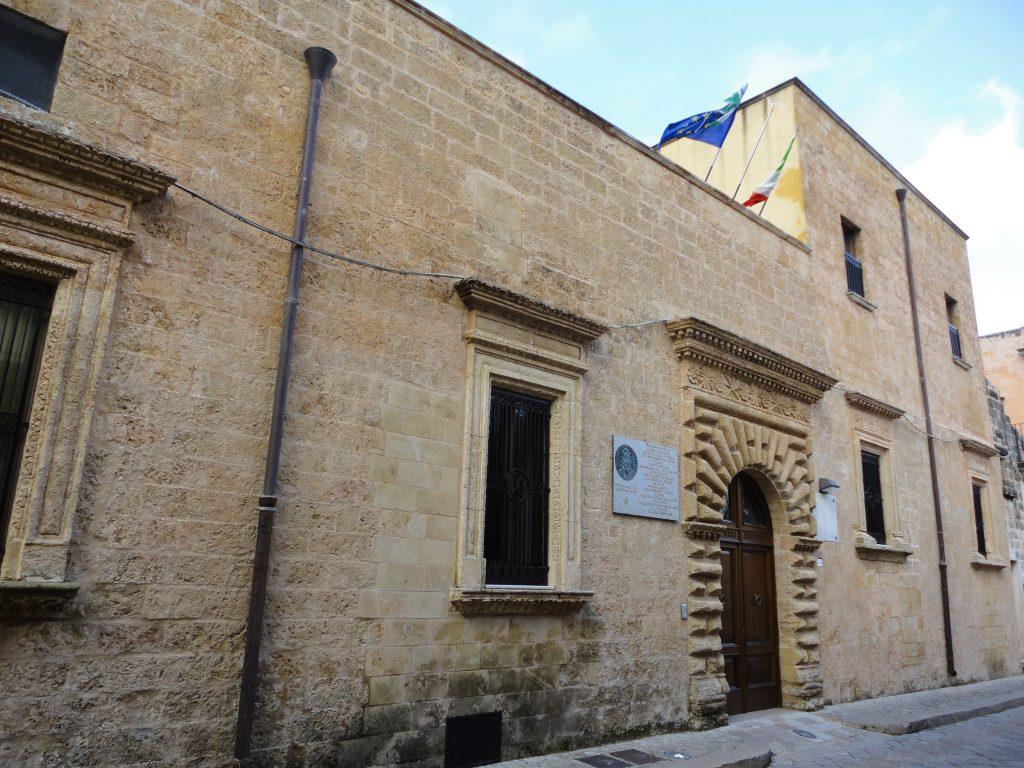 La casa in cui è nato e cresciuto il filosofo Vanini