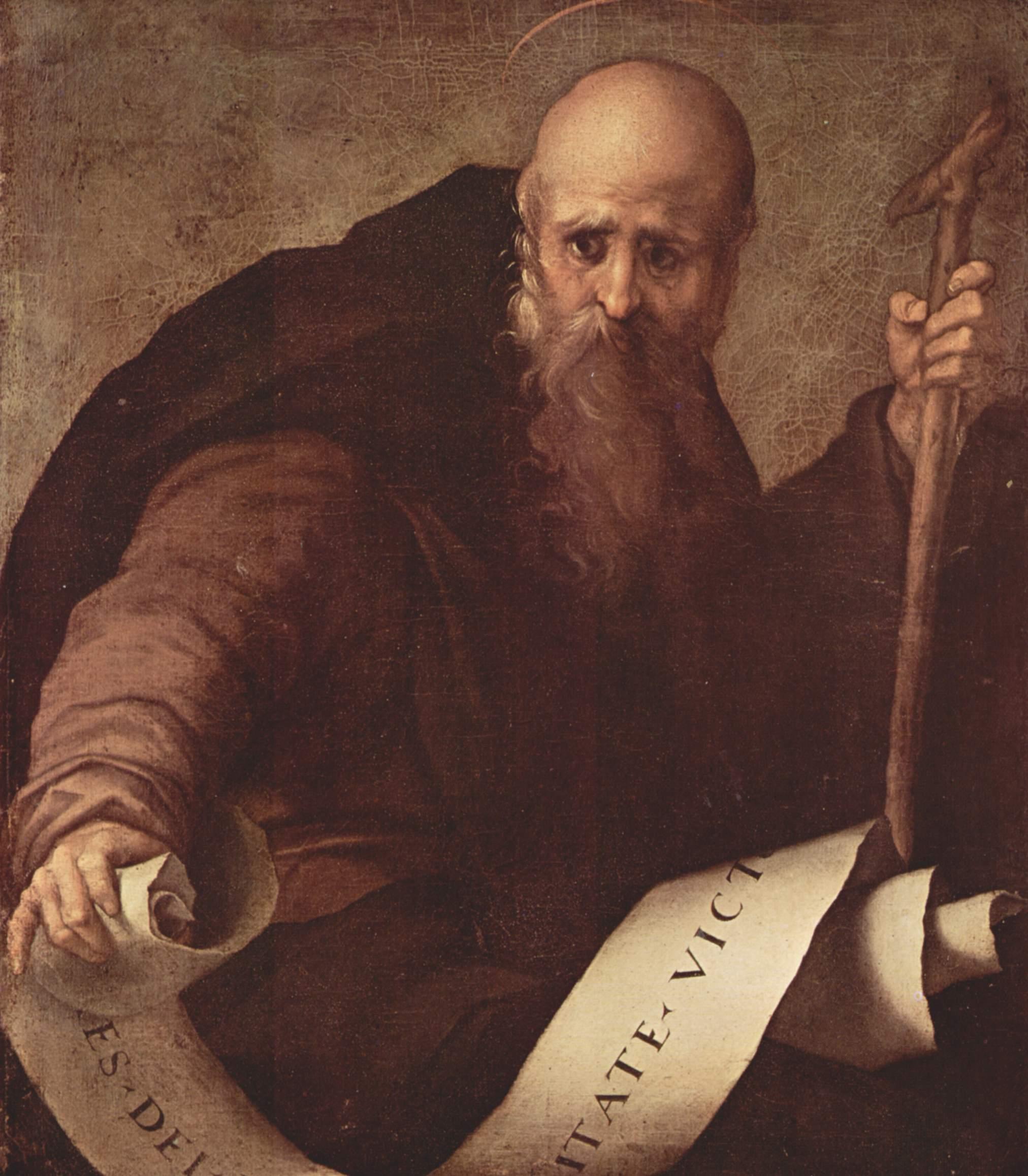 Focara Di Novoli-Antonio abate