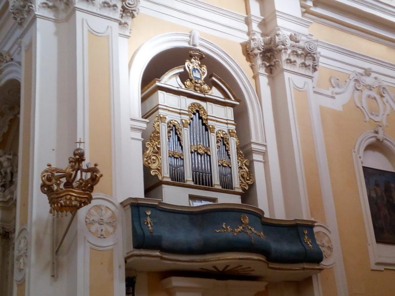 Tricase organo Vincenzo De Micheli - Organo Vincenzo De Micheli