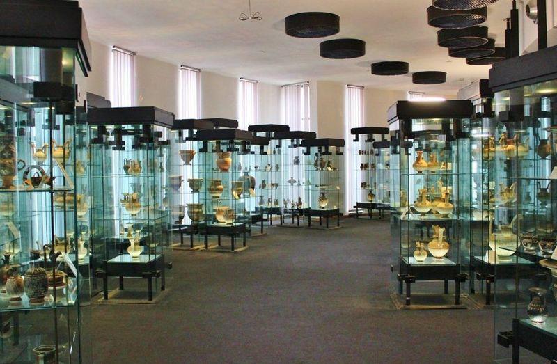Centro Di Lecce - interno del museo sigismondo
