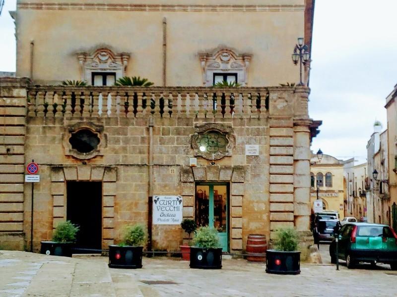 Borgo Di Presicce - enoteca