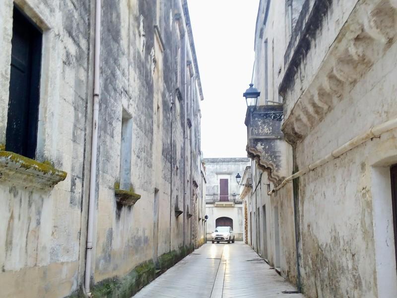 Borgo Di Presicce - stradine attorno al centro storico