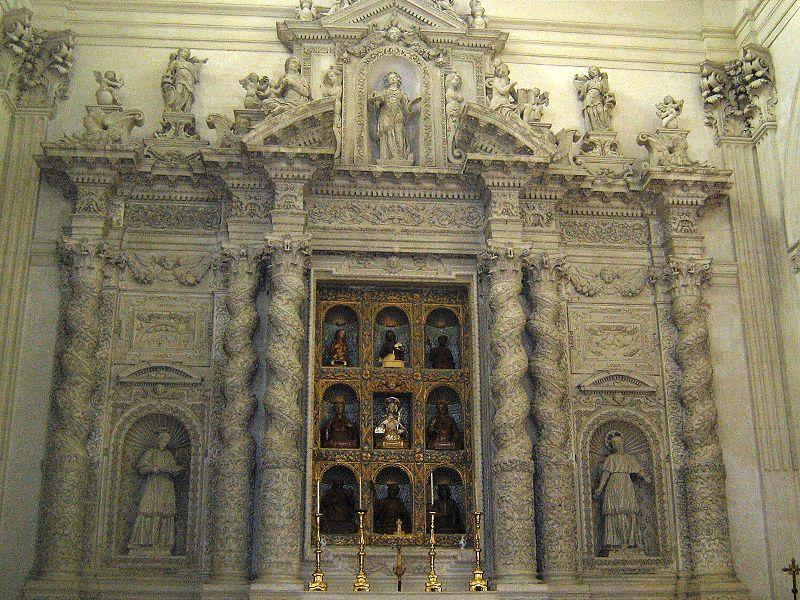 Chiesa Di Sant'irene - Altare Di Sant'irene