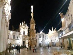Piazza Salandra -nardò in puglia
