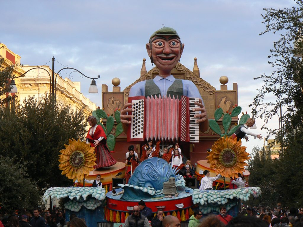 Carnevale In Salento - sfilata a Gallipoli