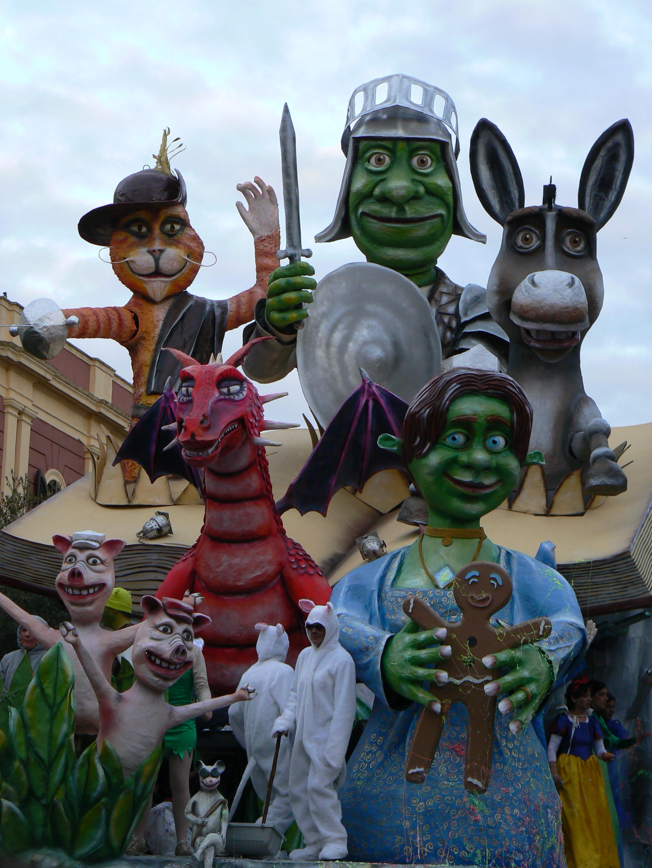Carnevale In Salento - maschere originali