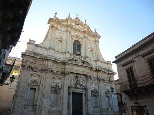 Chiesa Di Sant'irene - Facciata della chiesa