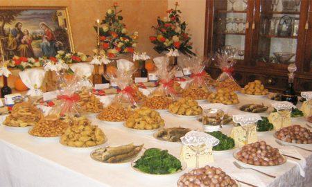 Le famose tavole della festa di San Giuseppe