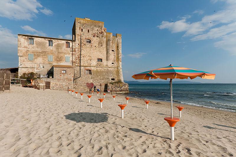 Spiagge Salento - Foto spiaggia Torre Mozza