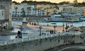tradizioni Otranto - foto del lungomare
