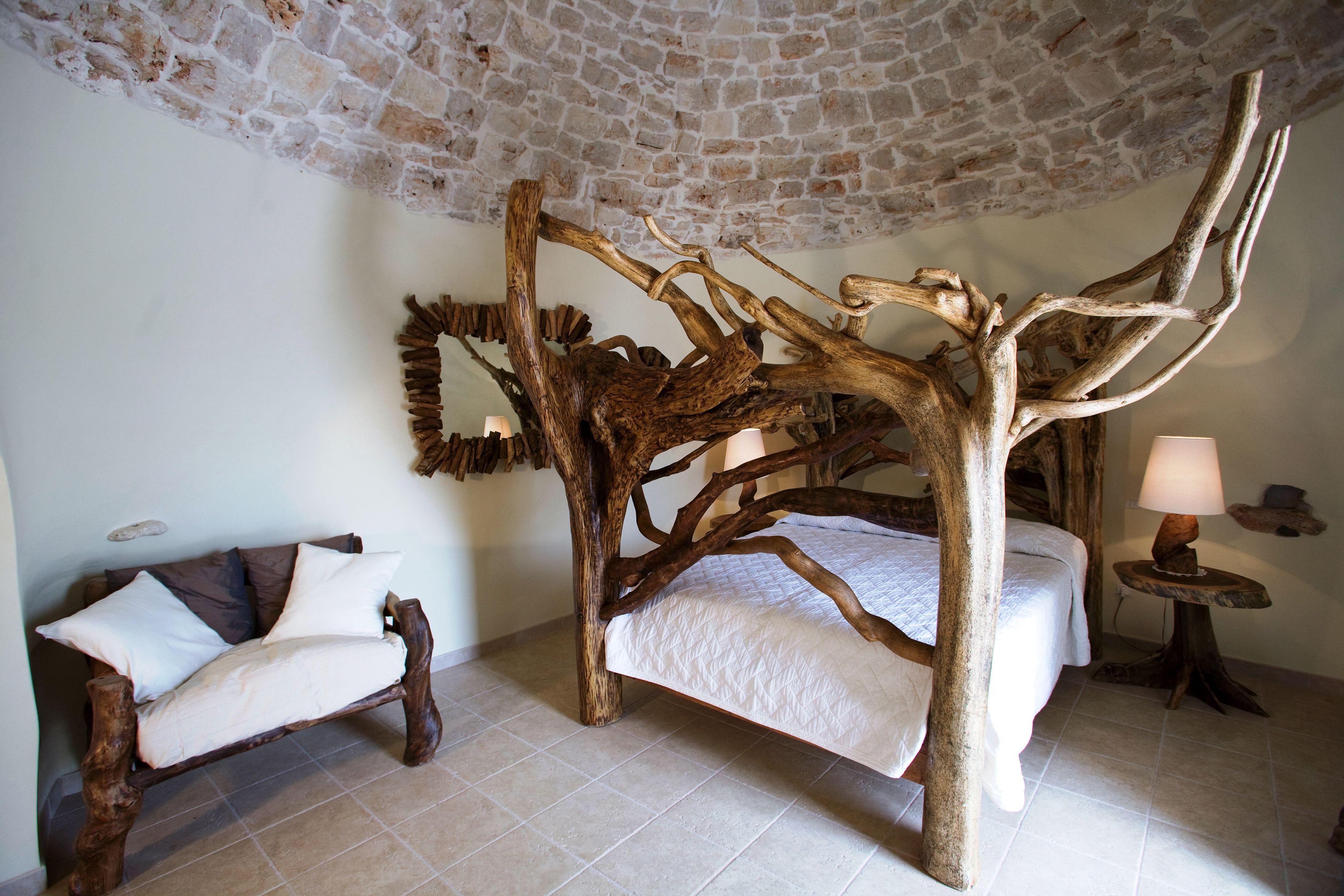dormire in un trullo nel Salento: Masseria Quis Ut Deus