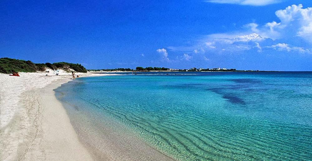 Spiagge del selento - foto di una delle spiagge
