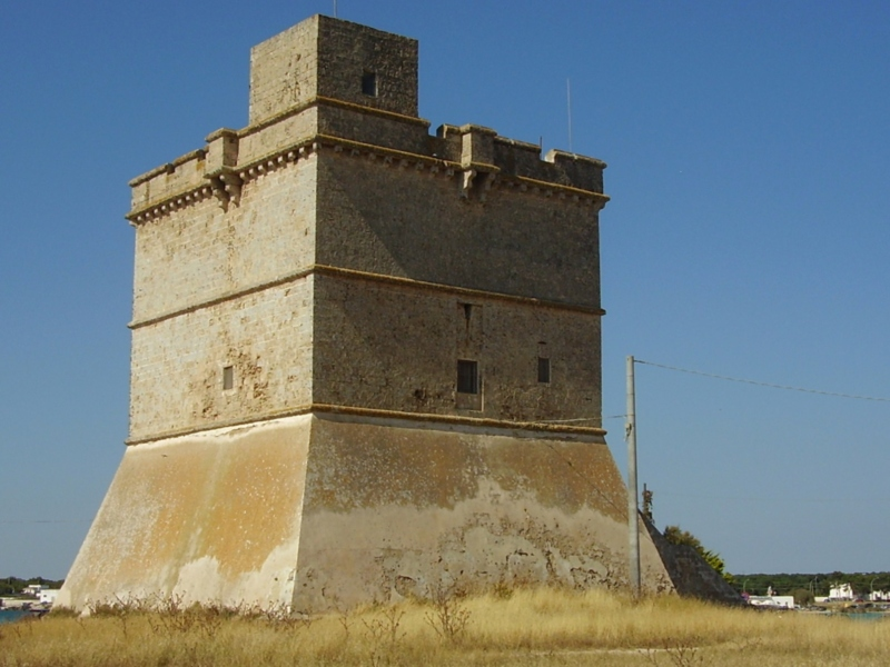 Marine di Nardò - Torre di Sant'Isidoro