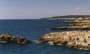 marine di Nardò - immagine del litorale