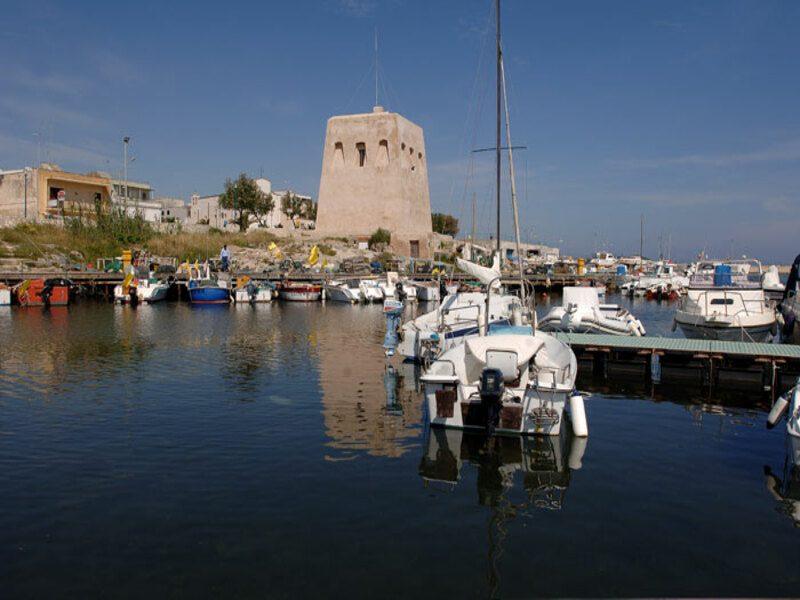 Porto turistico di San Foca - litorale adriatico