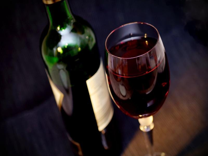 Bottiglia Di Vino - Rosso Negroamaro