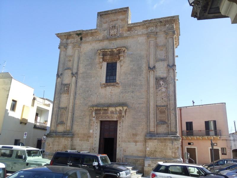Chiesa San Michele Arcangelo - ignota la paternità