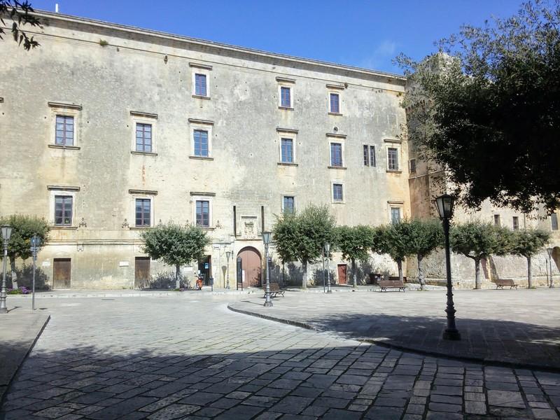 Palazzo Gallone - residenza dei principi Gallone