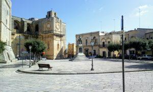 Piazza Pisanelli - la piazza più bella