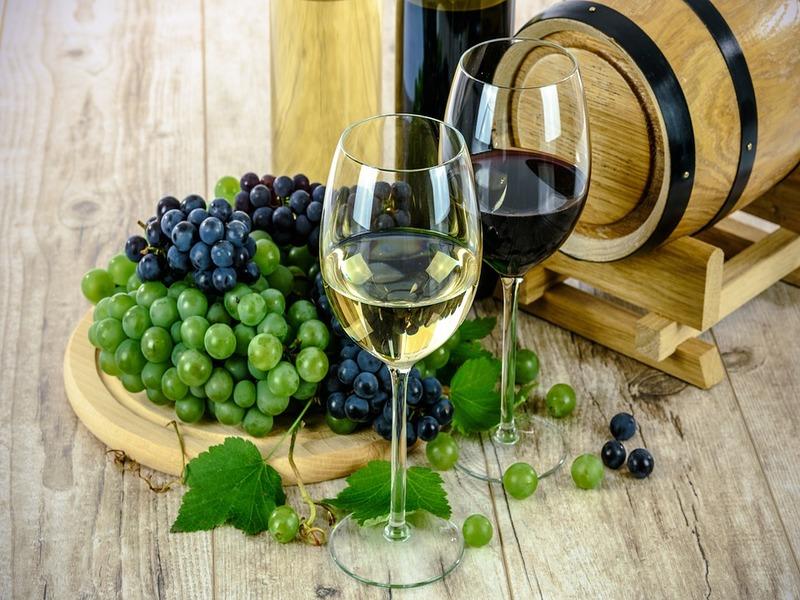 Vino rosso - il buon Negroamaro