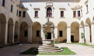 Esempio di uno dei musei di Lecce