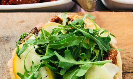 Puccia Leccese Tipica - delizie salate
