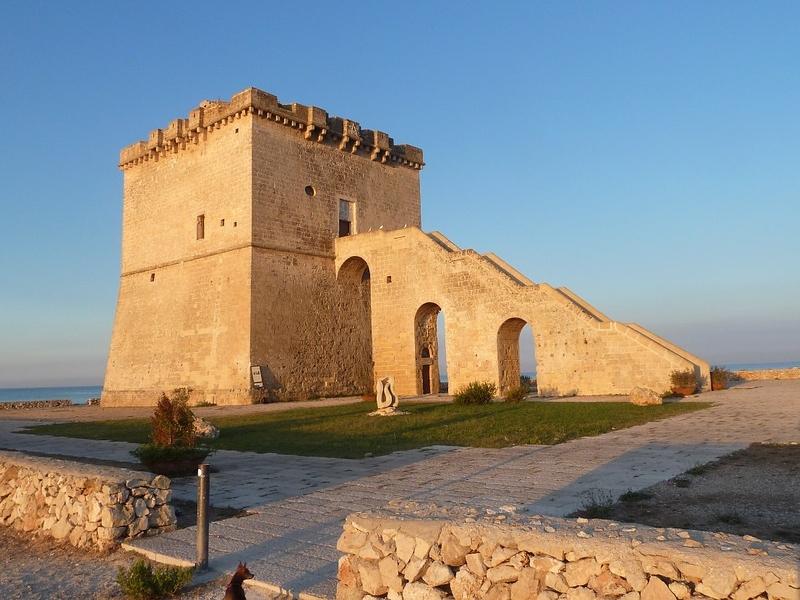Torri Del Salento - Torre Lapillo a Porto Cesareo