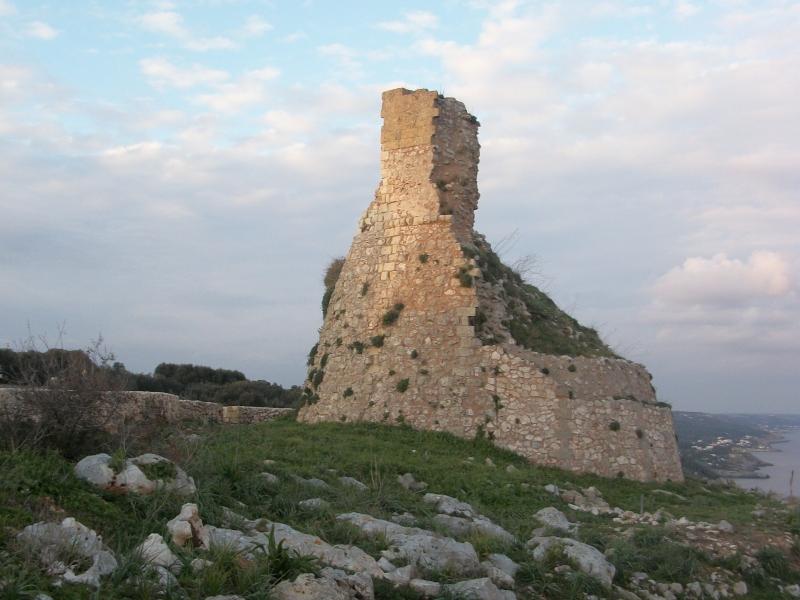 Torri Costiere Del Salento- Torre Nasparo a Tiggiano