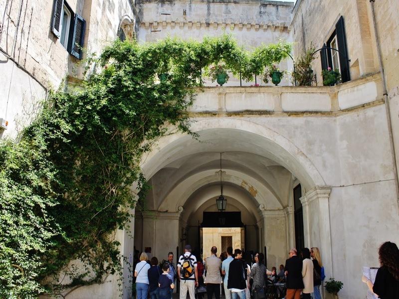 I migliori event di maggio a Lecce e provincia: Cortili Aperti Lecce