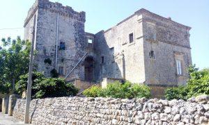 Papa Galeazzo e il Castello di Lucugnano