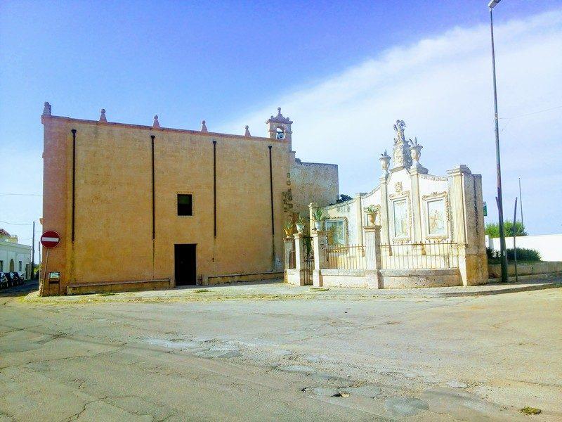 Chiese A Giuliano Di Lecce - colori tenui