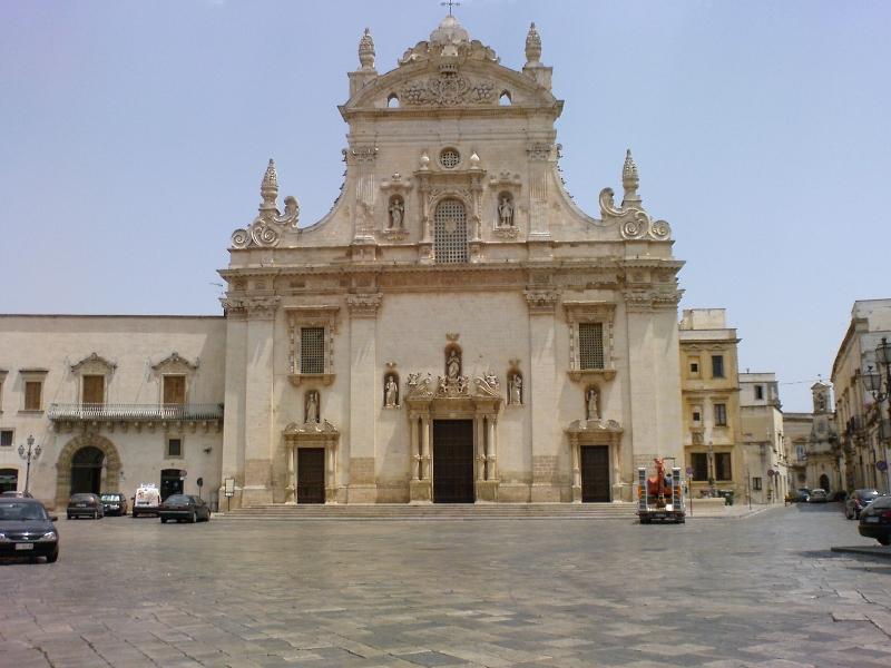 Chiese Di Galatina piazza centrale