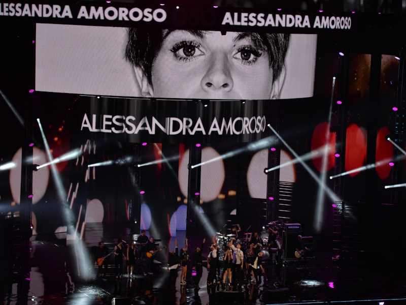 Alessandra Amoroso - concerto