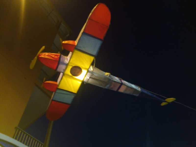 Festa Dei Lampioni Calimera - Foto Aeroplano