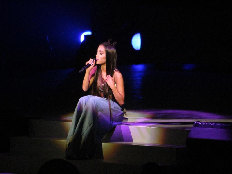 Ariana Grande -cantante pop