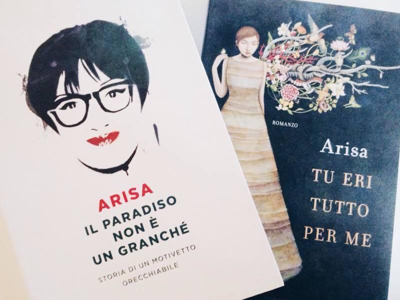 I Romanzi Pubblicati Da Arisa