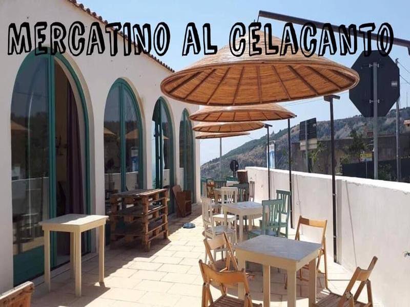 Mercatino Celacanto - ingresso anteriore