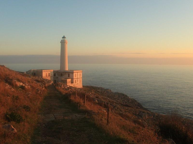 Faro Di Punta Palascìa Salento - Capo d'Otranto