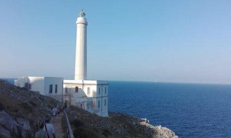 Immagine del Faro Di Punta Palascia nel Salento a Otranto