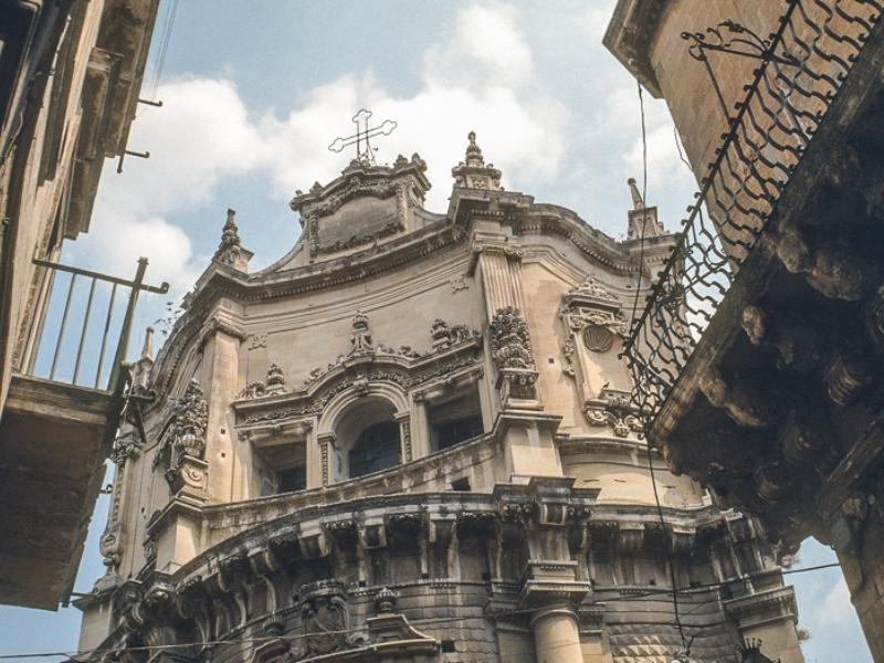 Il Barocco Leccese Diffuso Nel Seicento