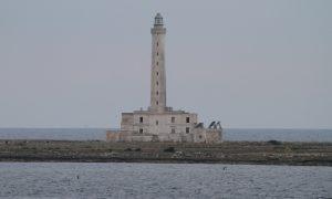 Isola Di Sant Andrea A Gallipoli