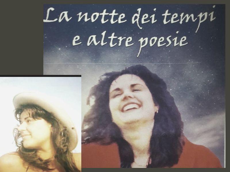 Antonella Sergi - foto della sua giovinezza