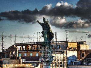Festa Di Sant Oronzo A Lecce