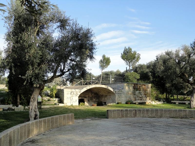 Cripta Bizantina Di San Giovanni A Giuggianello
