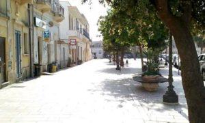 Gagliano Del Capo Piazza San Rocco